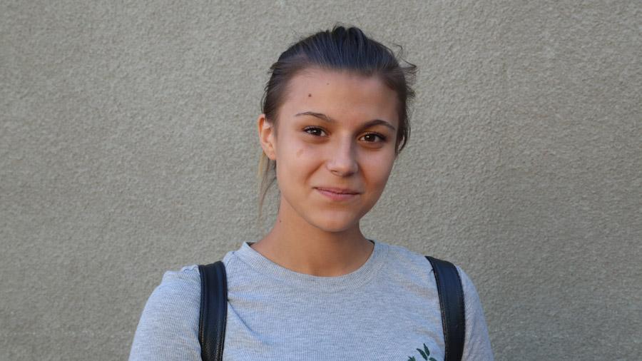 Transnistrie Jeune fille