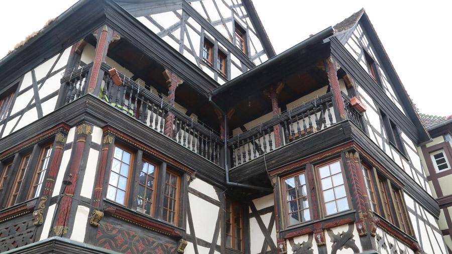 599 France Alsace