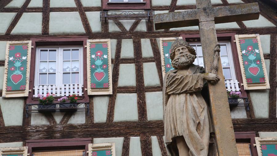 606 France Alsace