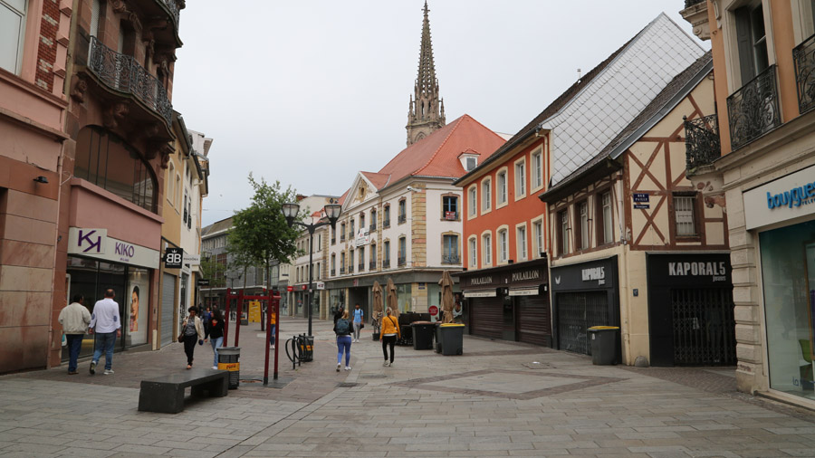 837 France Alsace