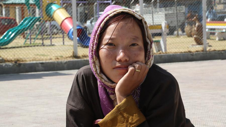Bhoutan Femme