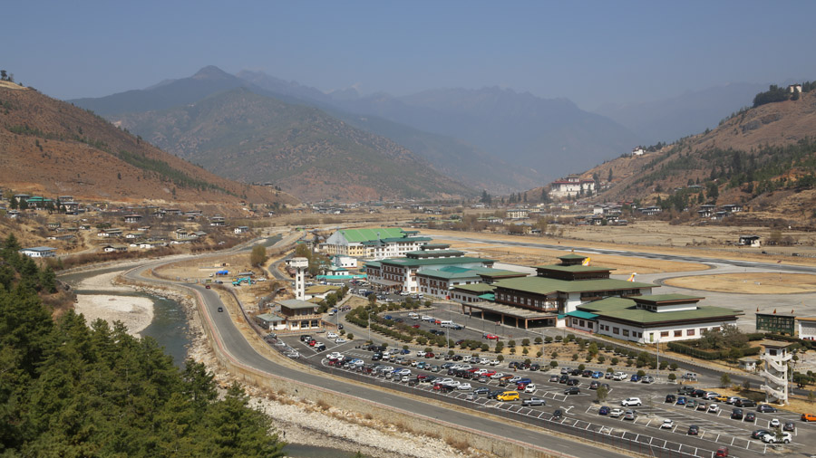 Bhoutan Paro