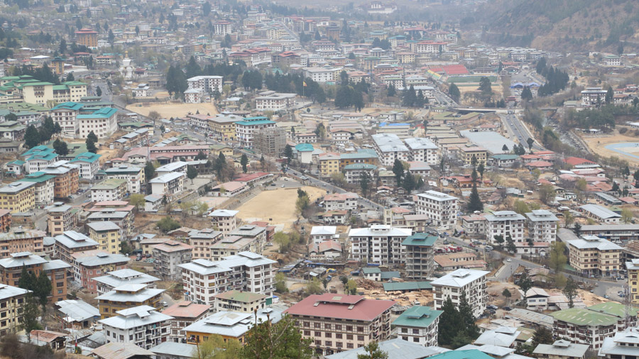 Bhoutan Thimphou