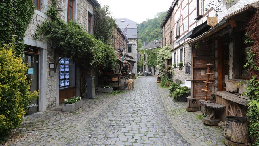 284 Belgique Wallonie