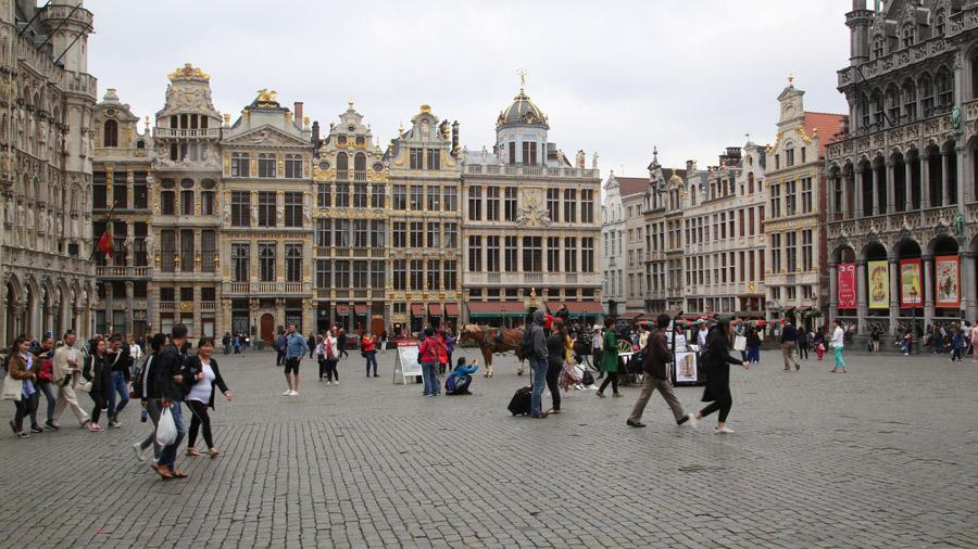 37 Belgique Bruxelles