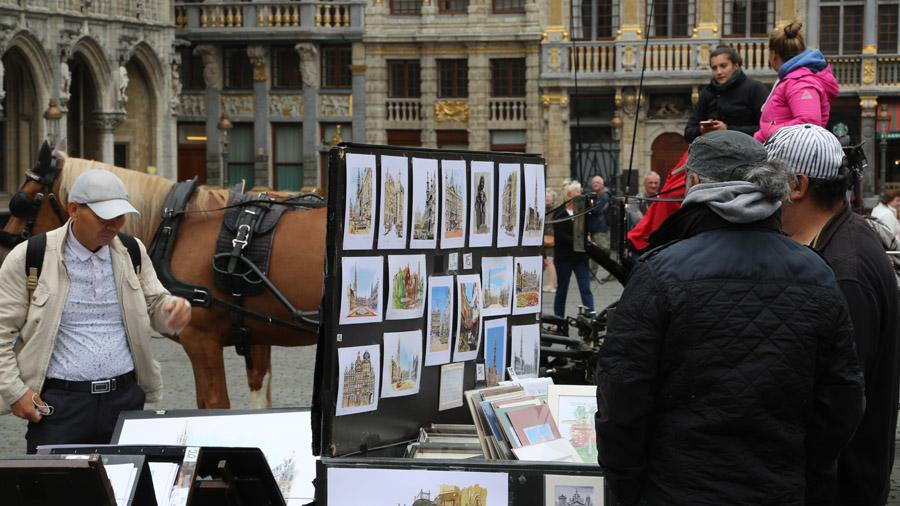 43 Belgique Bruxelles