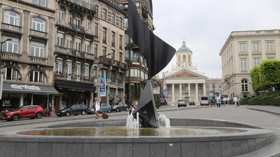 97 Belgique Bruxelles