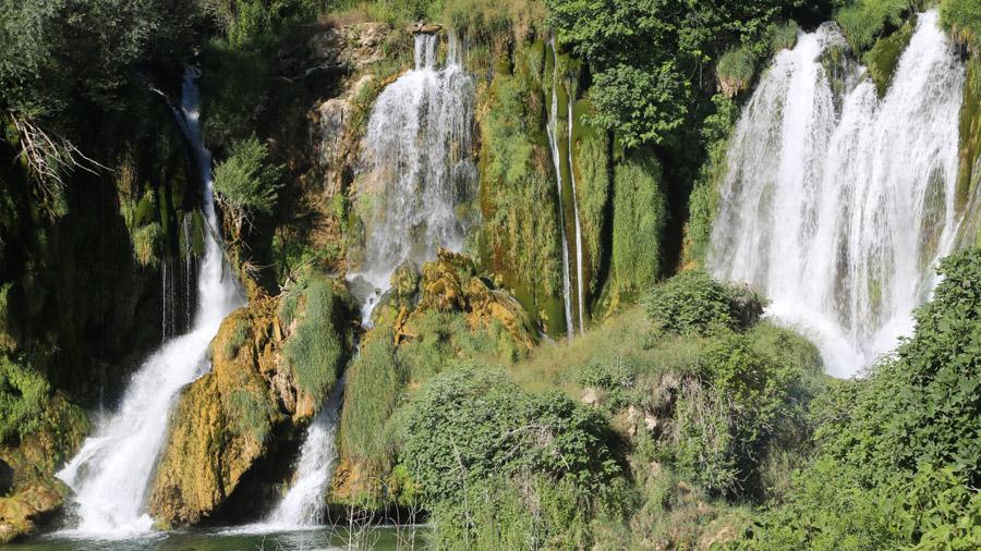 Bosnie Herzegovine Kravica waterfall