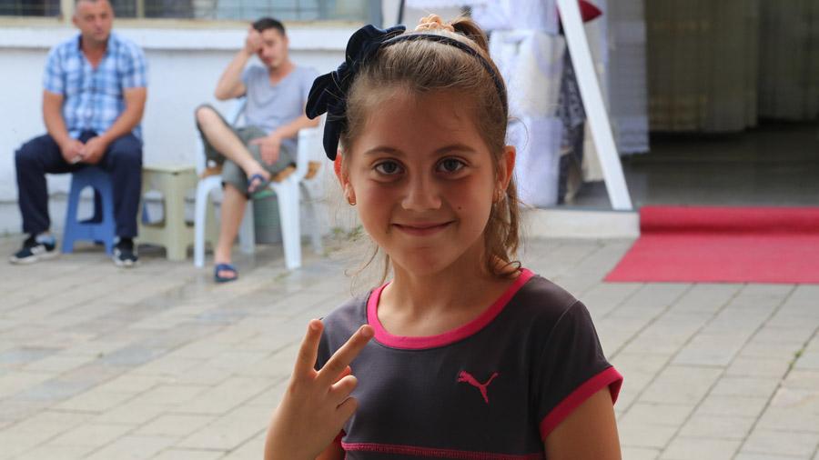 Kosovo Fille