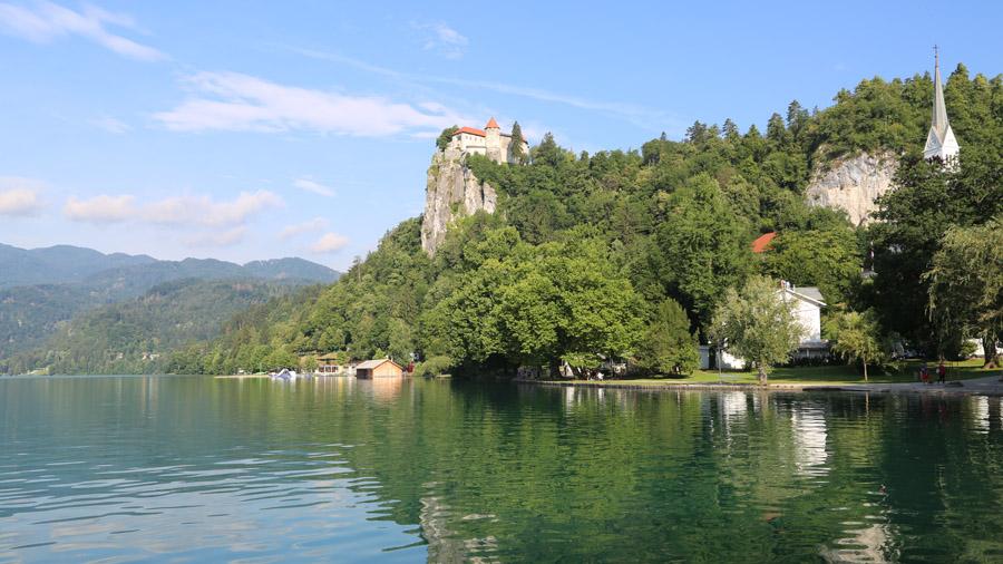 Slovenie Lac de Bled