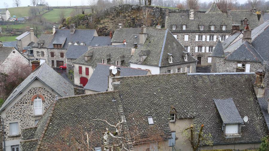 344 France Cantal