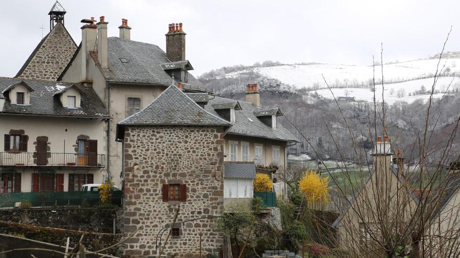 849 France Cantal
