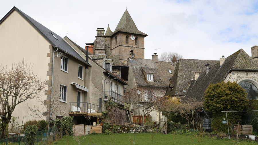 938 France Cantal