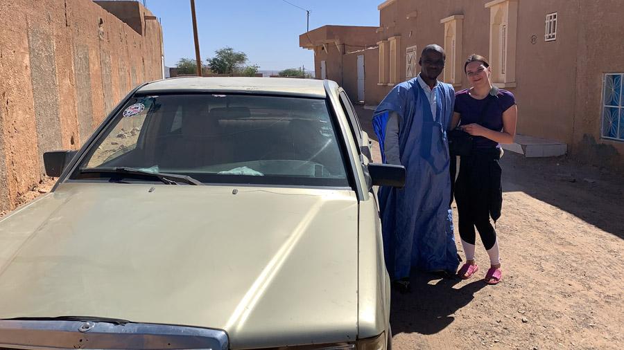 1100 Mauritanie
