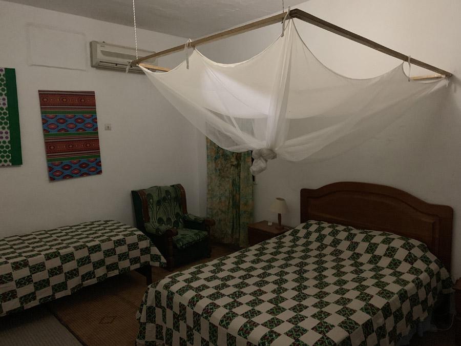 12 Mauritanie