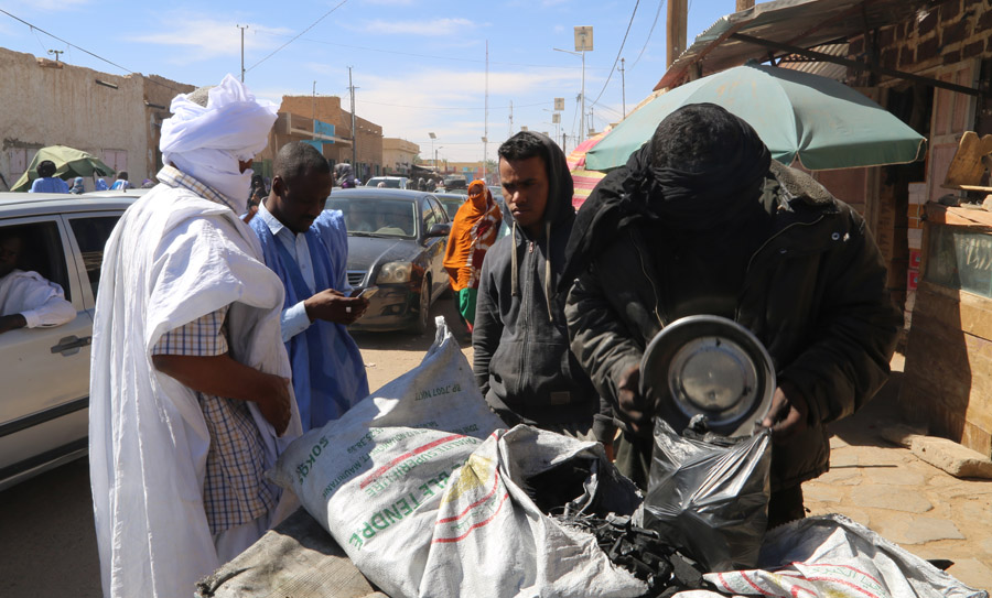 244 Mauritanie