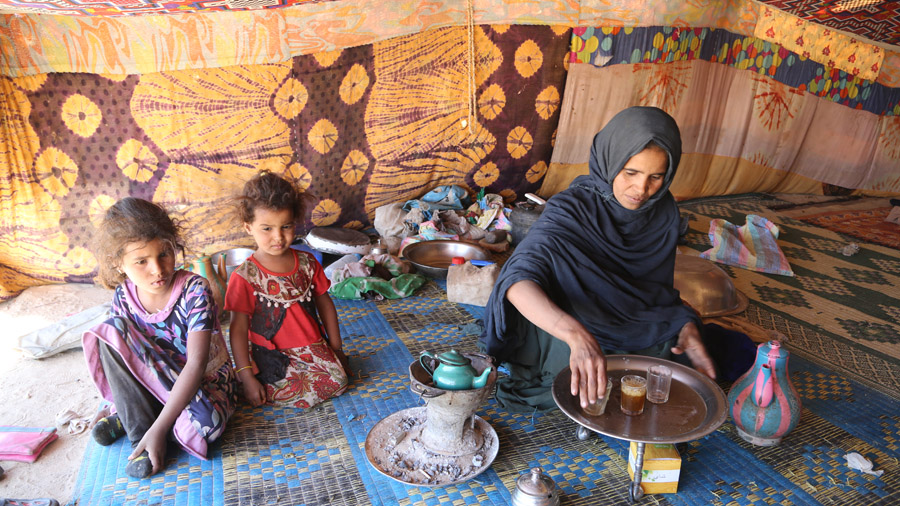 291 Mauritanie