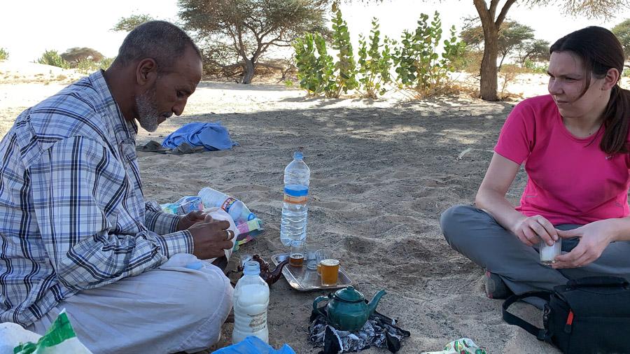 361 Mauritanie