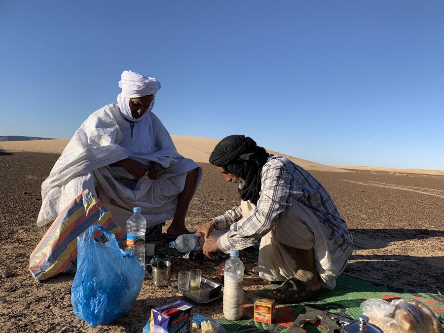 414 Mauritanie