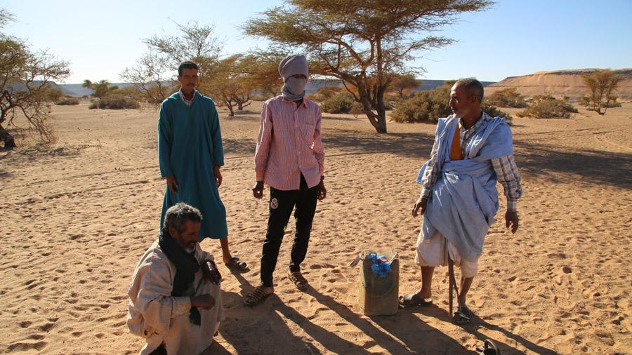 543 Mauritanie