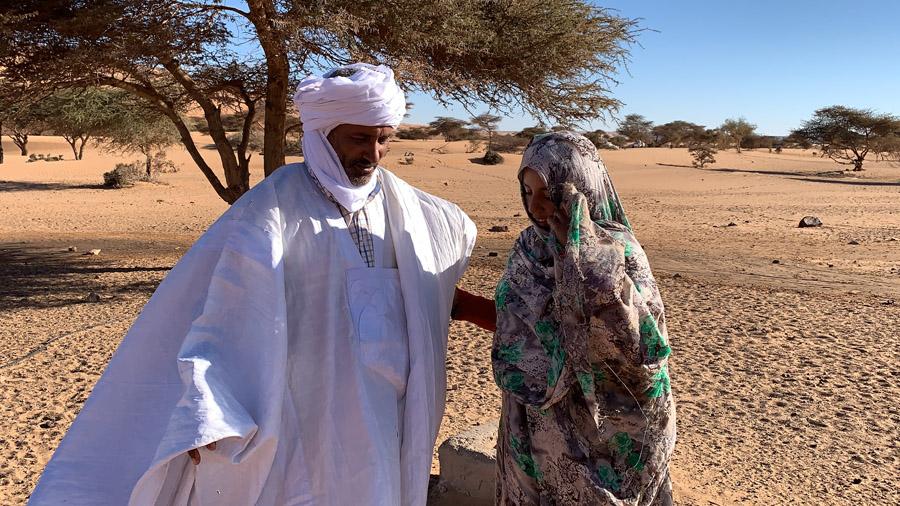 589 Mauritanie
