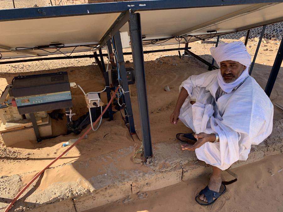 592 Mauritanie