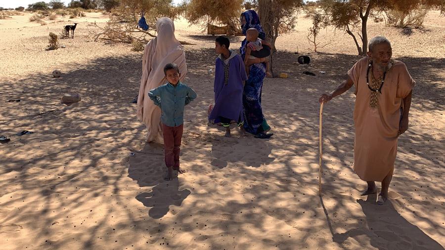 700 Mauritanie