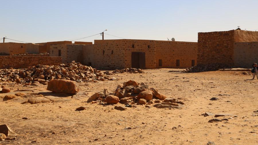 811 Mauritanie
