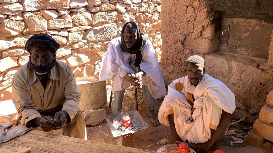835 Mauritanie