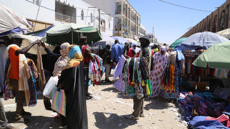 89 Mauritanie