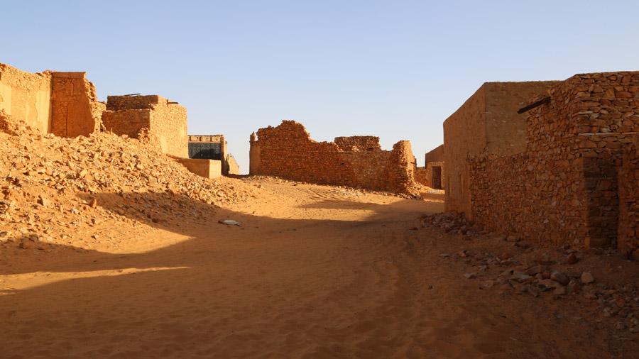 927 Mauritanie