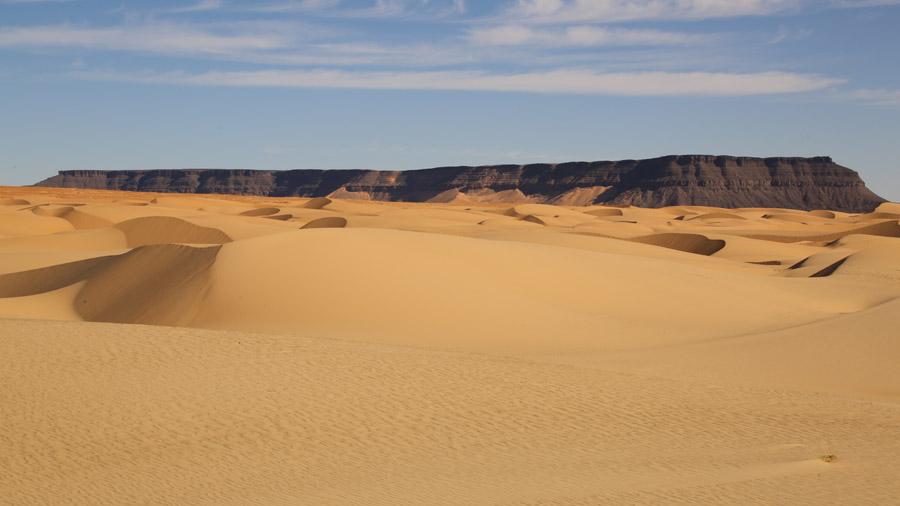 Mauritanie Dunes