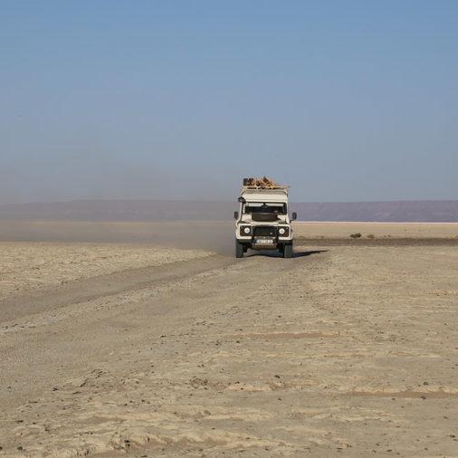 Mauritanie Voiture