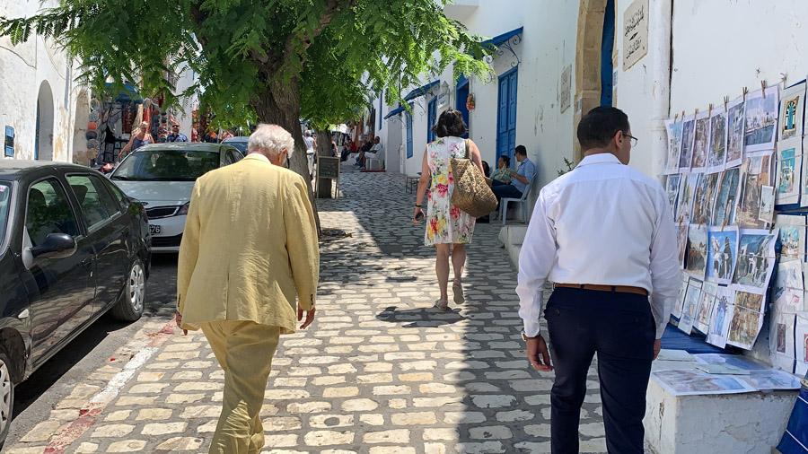 126 Tunisie prix du jasmin