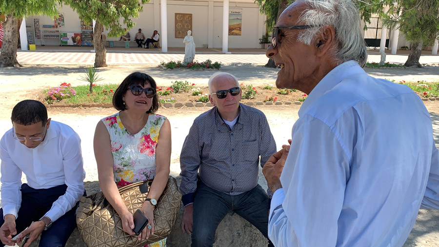 77 Tunisie prix du jasmin