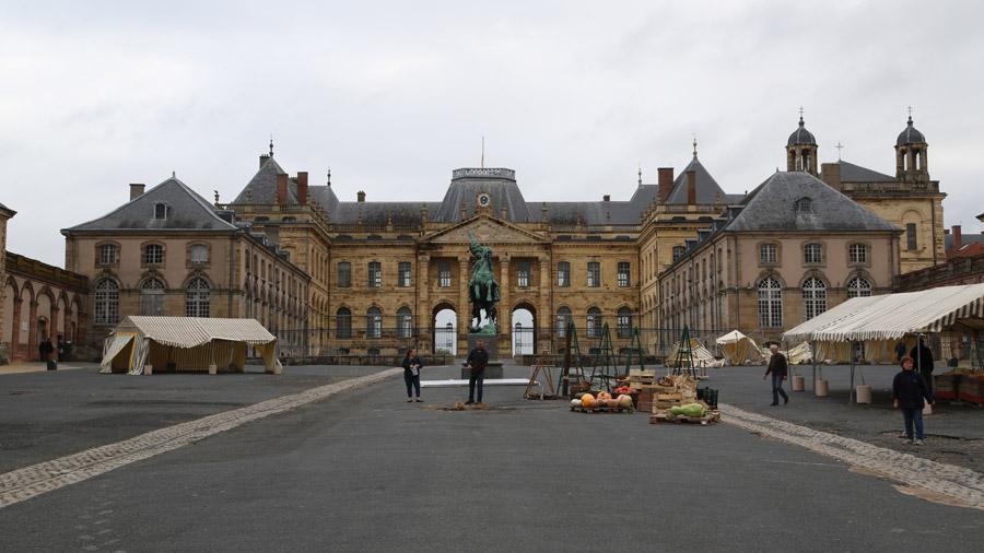 23 France Pays du Lunevillois