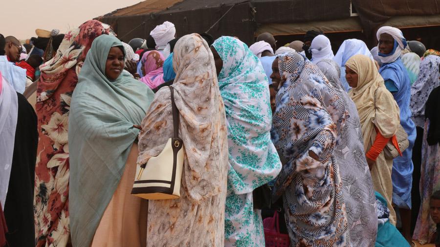 158 Mauritanie