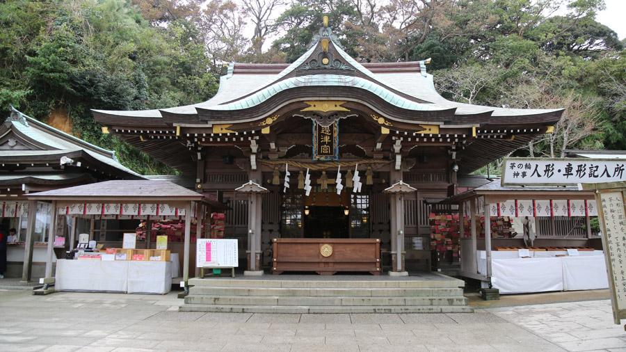 216 Japon Sud et Enoshima island