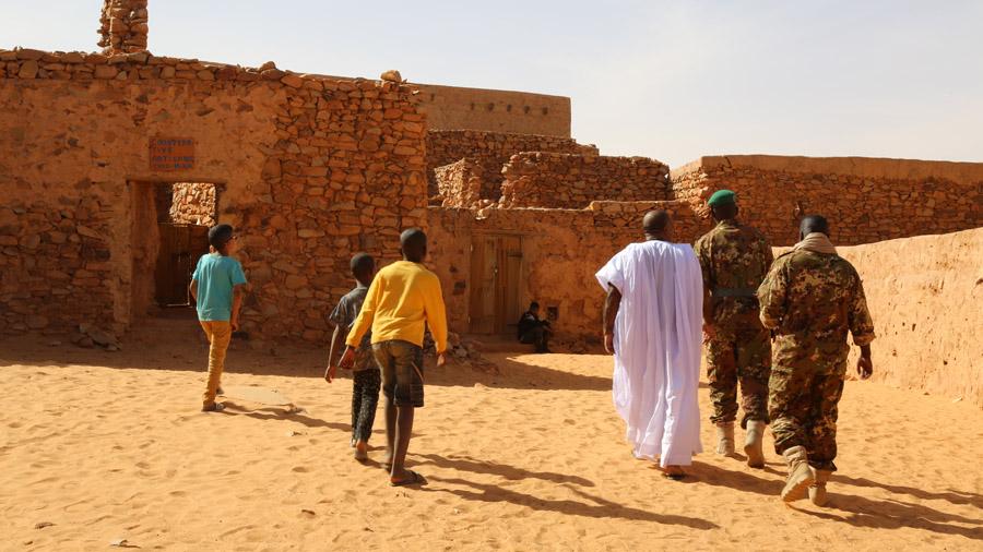 243 Mauritanie