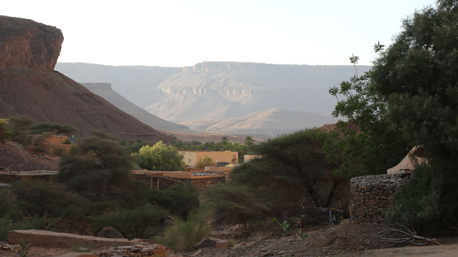 566 Mauritanie