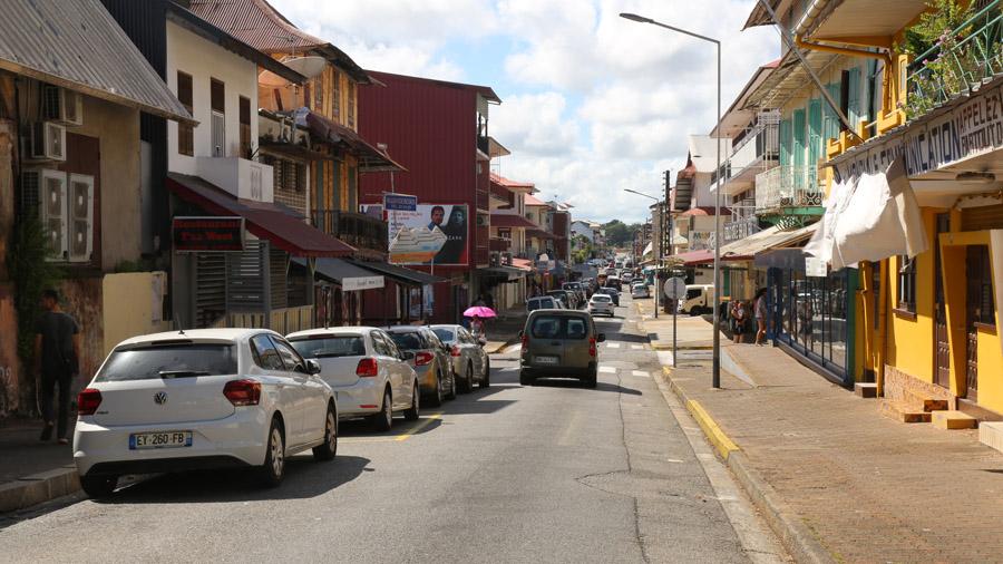 729 France Guyane française