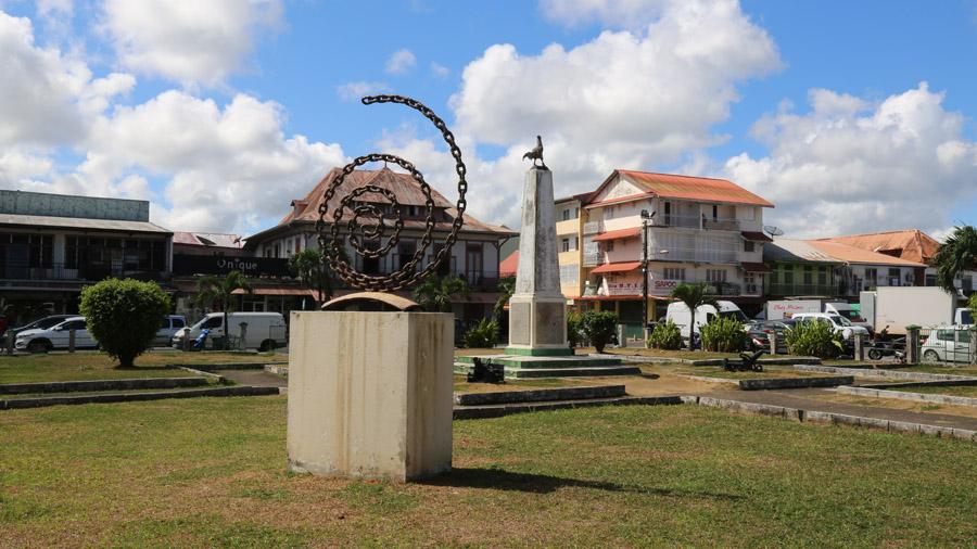 736 France Guyane française