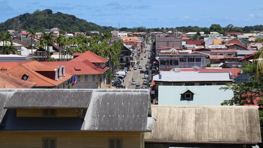 799 France Guyane française
