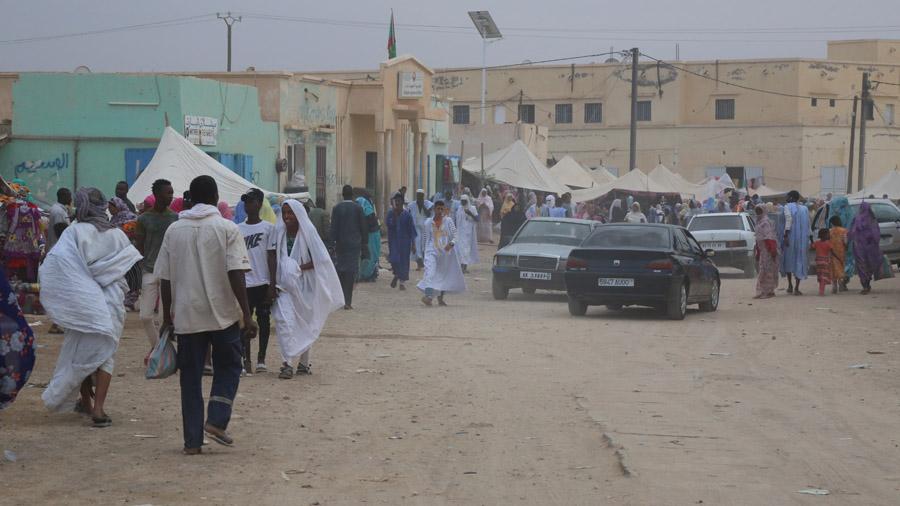 803 Mauritanie