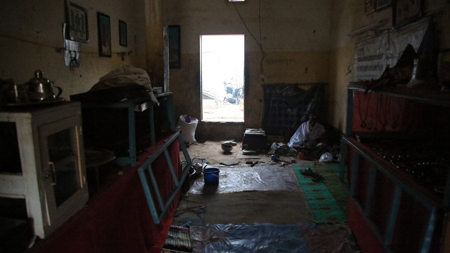 813 Mauritanie