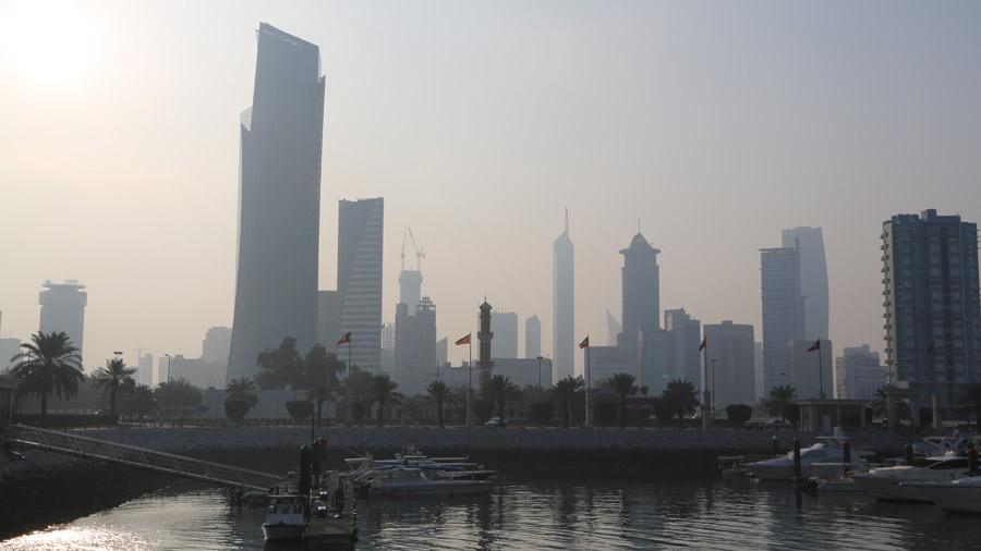 Koweit Port