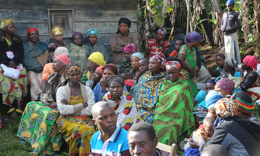 RDC Enterrement