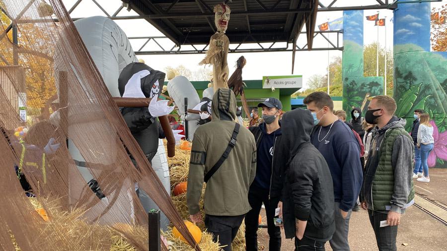 3 France Moselle Halloween a Walygator