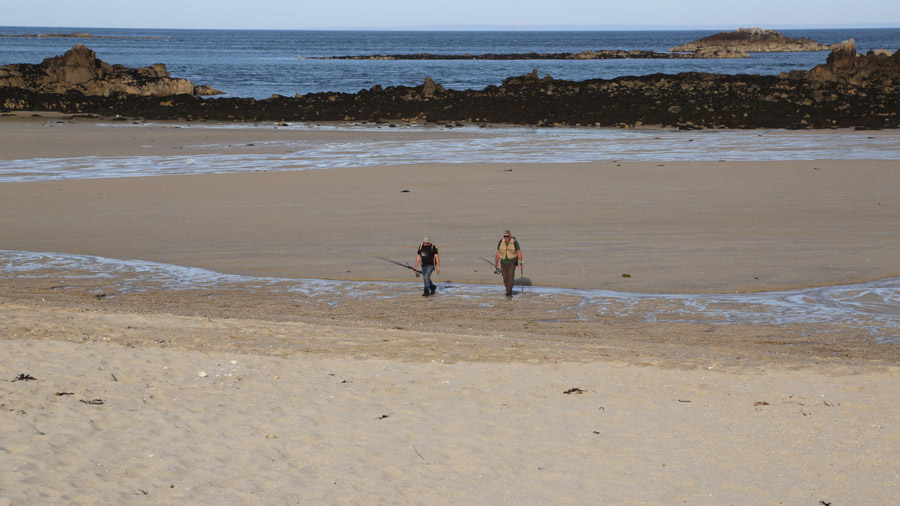 Guernesey Herm Plage