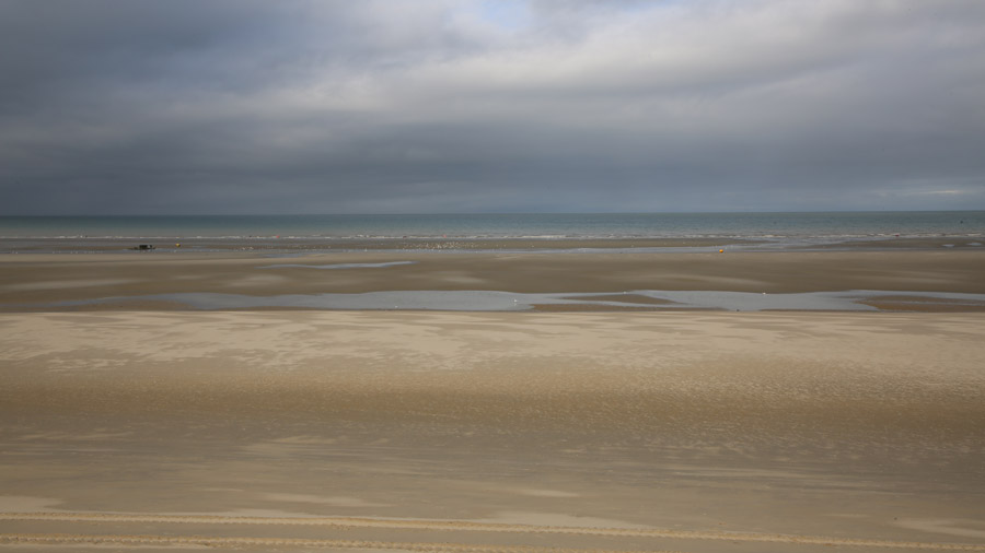 France Somme Baie de Somme Quend plage Plage